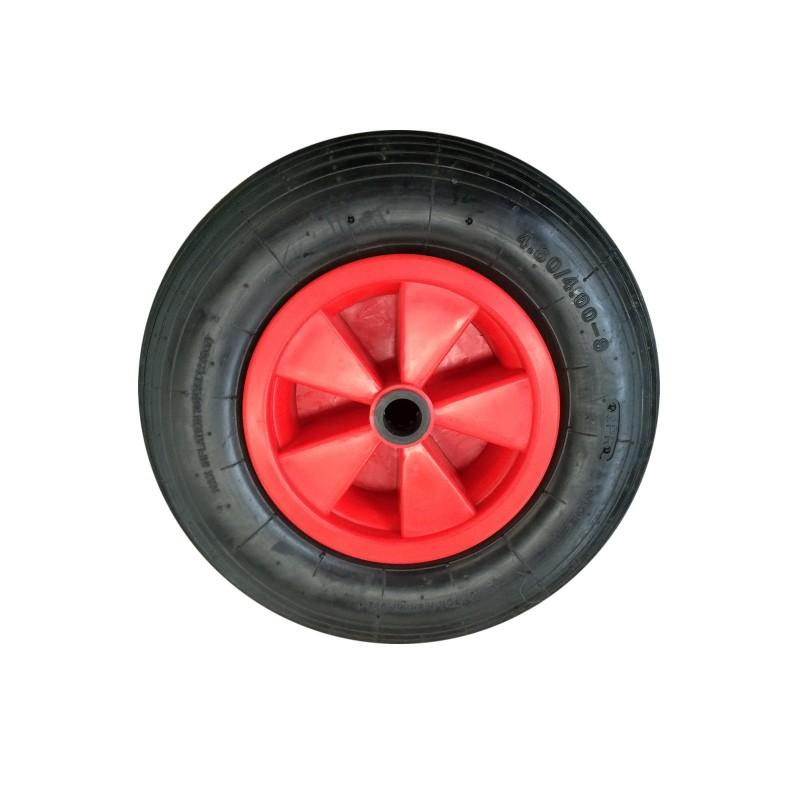 roue gonflable 400mm pour brouette 20 mm sas uvi. Black Bedroom Furniture Sets. Home Design Ideas