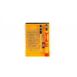 kit de réparation 33 pièces tournevis de précision + embouts